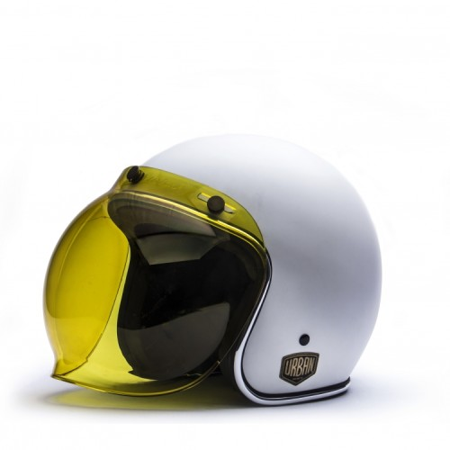 *Viseira* Bubble Shield - URBAN HELMETS - Amarela