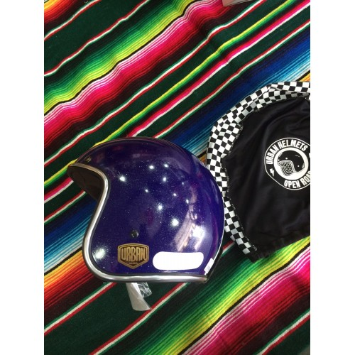 Capacete Urban Indy Star Azul - 60