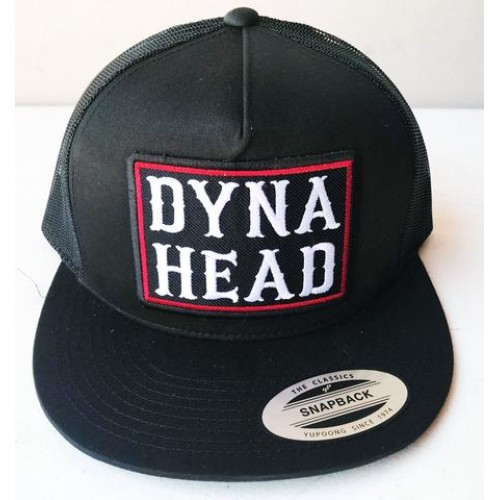 Boné Chopper Kings DYNA HEAD - Preto