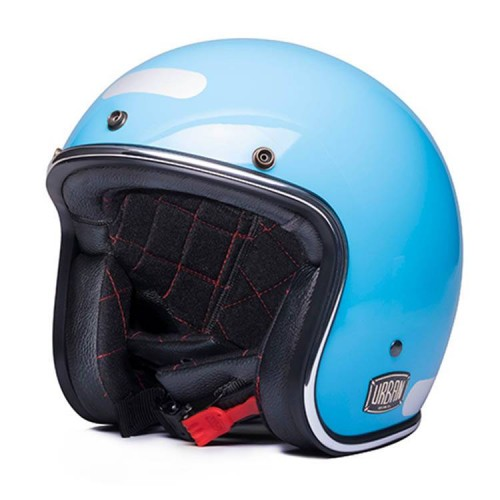 Capacete Urban Light Blue